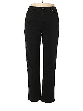Gloria Vanderbilt Jeans Size 16 AVERAGE