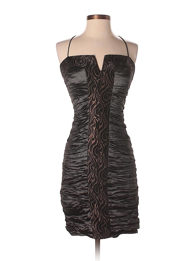 ac0e0e2ecc362 Nicole Miller Collection Black Cocktail Dress Size 4 - 92% off | thredUP