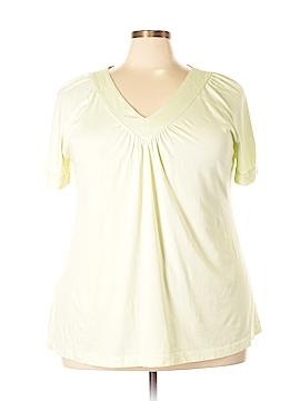 A.n.a. A New Approach Short Sleeve T-Shirt Size 2X (Plus)