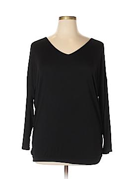 Lulu's 3/4 Sleeve Top Size XL