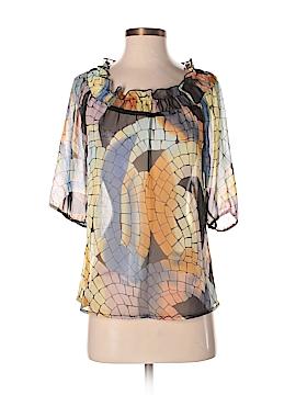 Forenza Short Sleeve Blouse Size S