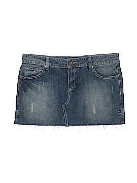 SO Denim Skirt Size 13