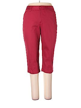 St. John's Bay Khakis Size 12