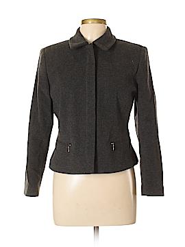 Petite Sophisticate Wool Coat Size 8