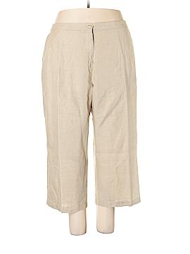 L.L.Bean Casual Pants Size 24W (Plus)
