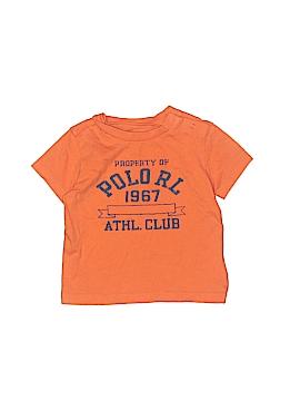 Ralph Lauren Short Sleeve T-Shirt Size 6 mo