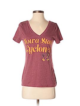 University T Short Sleeve T-Shirt Size XS