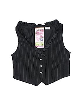 Fresh Brewed Tuxedo Vest Size S (Kids)