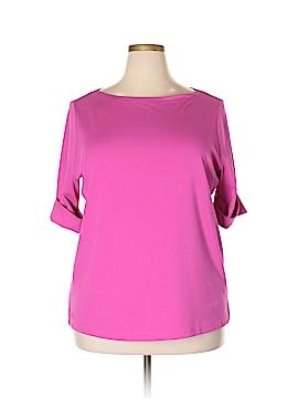 Ralph Lauren Short Sleeve Blouse Size 3X (Plus)