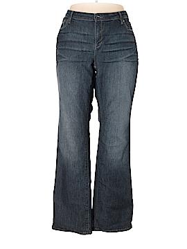 DKNY Jeans Jeans Size 20 (Plus)