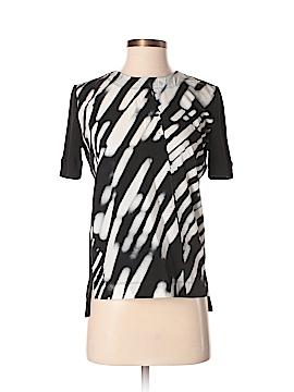 CALVIN KLEIN JEANS Short Sleeve Blouse Size XS