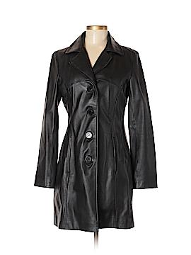 Marc New York Leather Jacket Size S