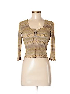 Moda International Long Sleeve Top Size XS