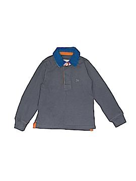 Mini Boden Long Sleeve Polo Size 3
