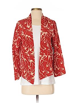 Blu Moon Silk Cardigan Size Med (2)