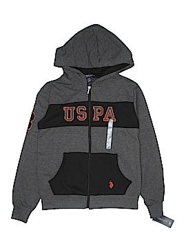 U.S. Polo Assn. Zip Up Hoodie Size 14 - 16
