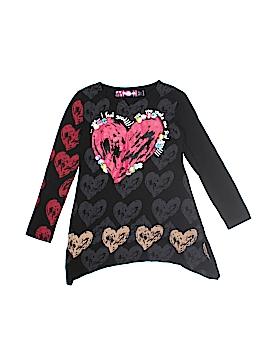 Desigual 3/4 Sleeve T-Shirt Size 5 - 6
