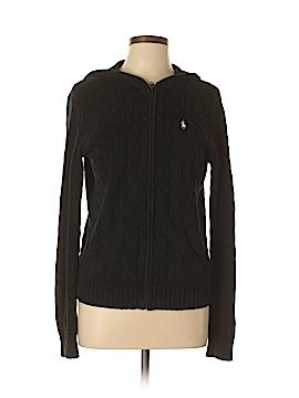 Ralph Lauren Sport Zip Up Hoodie Size L