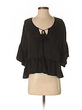 Maven West Short Sleeve Blouse Size XS