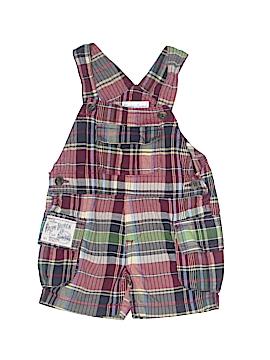 Ralph Lauren Overall Shorts Size 3 mo