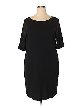 Karen Scott Casual Dress Size 2X (Plus)