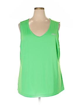 Fila Active T-Shirt Size 3X (Plus)