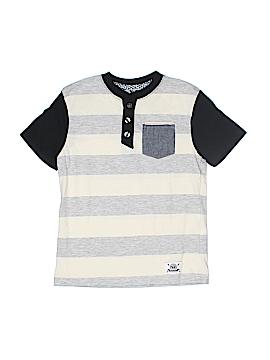 Shaun White Short Sleeve Henley Size 4 - 5