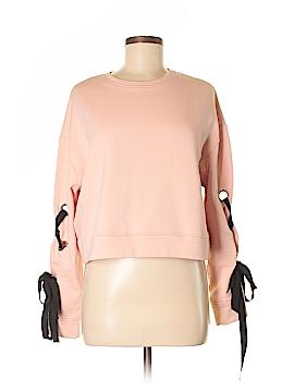 Design Lab Lord & Taylor Sweatshirt Size S