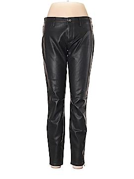 Banana Republic Factory Store Faux Leather Pants Size 6
