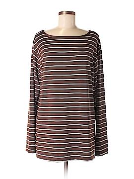 Kathy Ireland Long Sleeve T-Shirt Size L