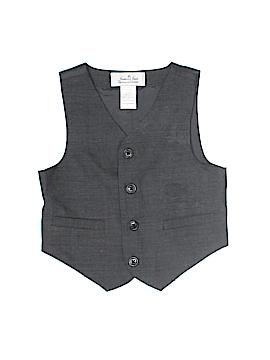 Janie and Jack Tuxedo Vest Size 18-24 mo