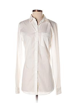 Banana Republic Long Sleeve Button-Down Shirt Size M (Tall)