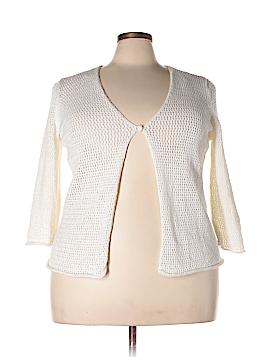 Jones New York Cardigan Size 2X (Plus)