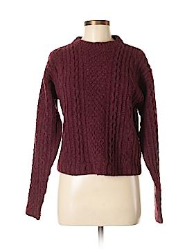 Linda Allard Ellen Tracy Wool Pullover Sweater Size S