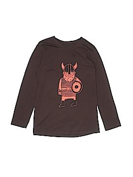 Garnet Hill Long Sleeve T-Shirt Size X-Large (Kids)