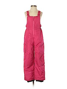 Cherokee Snow Pants With Bib Size 7 - 8