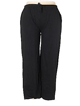 Argee Casual Pants Size 1X (Plus)