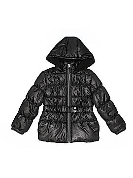 Pink Platinum Coat Size 5 - 6