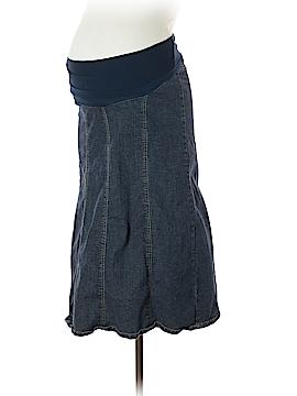 Motherhood Denim Skirt Size S (Maternity)