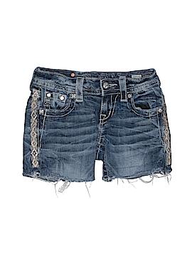 Miss Me Denim Shorts 23 Waist