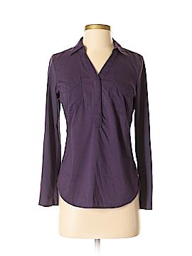 SONOMA life + style Long Sleeve Polo Size S