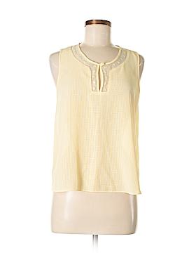 Jaclyn Smith Sleeveless Blouse Size M
