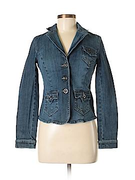 INC International Concepts Denim Jacket Size S