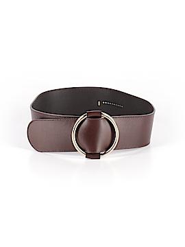 Schumacher Leather Belt Size M