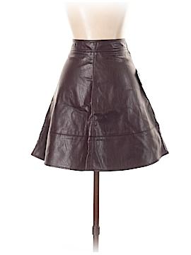 Rewash Faux Leather Skirt Size S