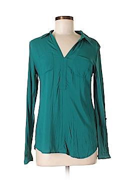 Ann Taylor LOFT Outlet Long Sleeve Blouse Size XS