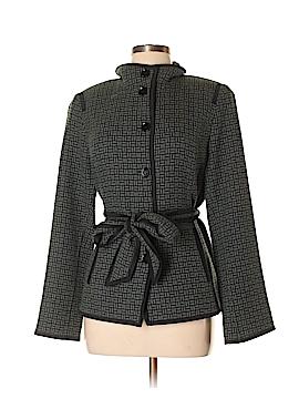Nina Mclemore Wool Coat Size 12