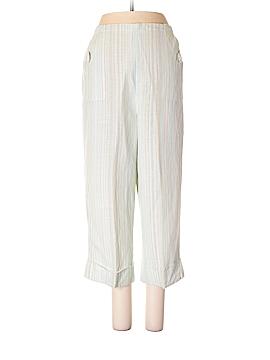 Preswick & Moore Linen Pants Size L (Petite)