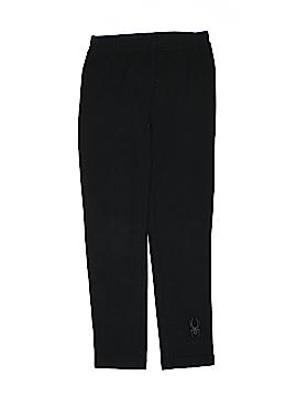 Spyder Fleece Pants Size M (Kids)