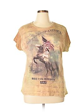 Bit & Bridle Short Sleeve T-Shirt Size XL